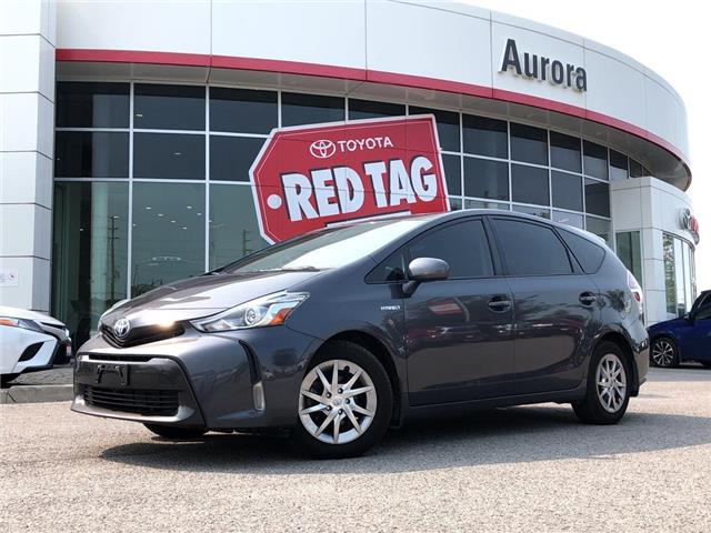 2018 Toyota Prius v Base (Stk: 075578) in Aurora - Image 1 of 23
