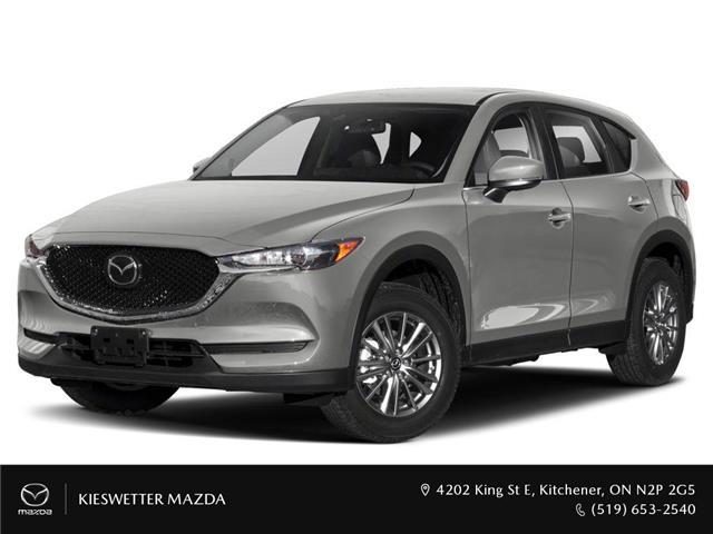 2021 Mazda CX-5 GS (Stk: 36737) in Kitchener - Image 1 of 9