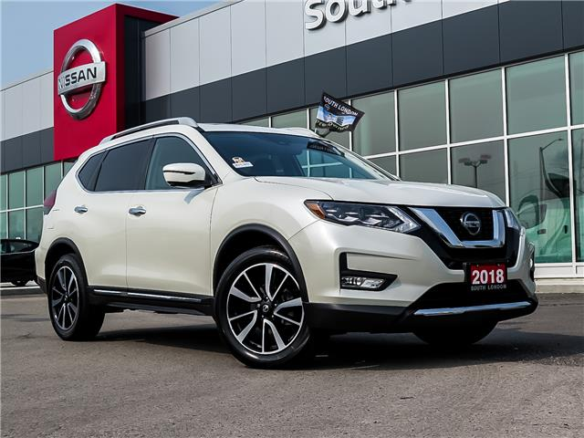 2018 Nissan Rogue SL w/ProPILOT Assist (Stk: 14457) in London - Image 1 of 25