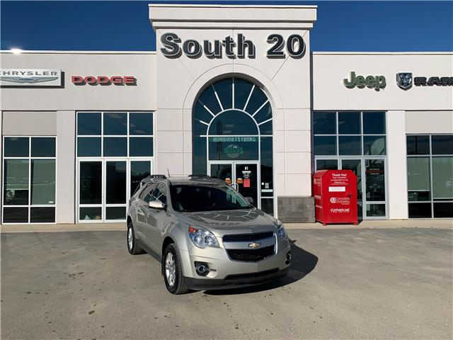 2013 Chevrolet Equinox 2LT (Stk: 40048A) in Humboldt - Image 1 of 21
