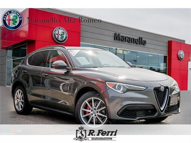 2018 Alfa Romeo Stelvio ti (Stk: P101) in Woodbridge - Image 1 of 20