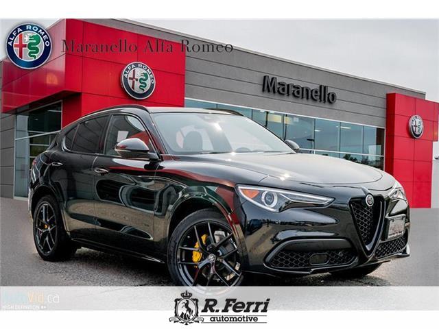 2020 Alfa Romeo Stelvio ti (Stk: 610AR) in Woodbridge - Image 1 of 21