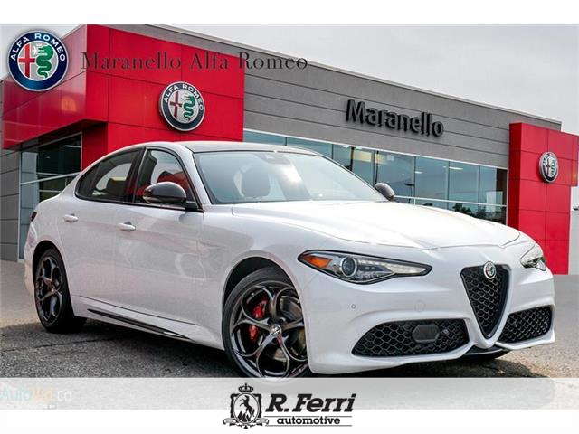 2020 Alfa Romeo Giulia ti (Stk: 641AR) in Woodbridge - Image 1 of 17
