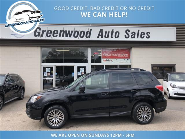2018 Subaru Forester 2.5i (Stk: 18-92337) in Greenwood - Image 1 of 26