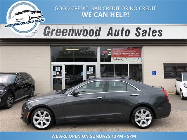 2016 Cadillac ATS 2.0L Turbo (Stk: 16-08596) in Greenwood - Image 1 of 26