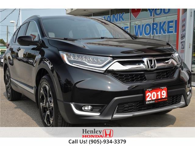 2019 Honda CR-V NAV | LEATHER | BLUETOOTH | REAR CAM (Stk: B0973) in St. Catharines - Image 1 of 29