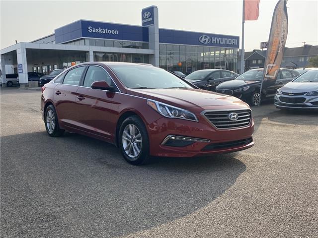 2015 Hyundai Sonata GL 5NPE24AF5FH196717 40385A in Saskatoon
