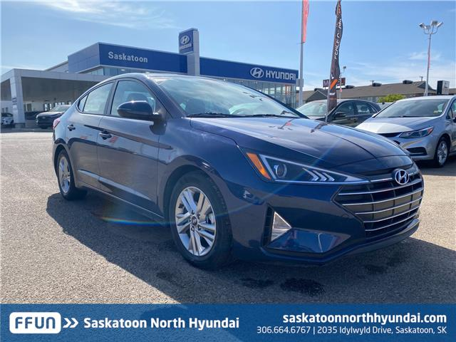 2019 Hyundai Elantra Preferred (Stk: B7697) in Saskatoon - Image 1 of 13