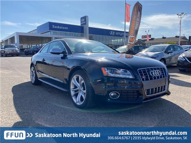 2012 Audi S5 4.2 (Stk: 40461A) in Saskatoon - Image 1 of 12
