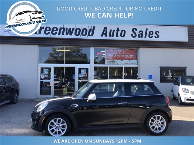 2016 MINI 3 Door Cooper (Stk: 16-15311) in Greenwood - Image 1 of 24