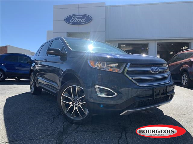 2016 Ford Edge Titanium (Stk: 20145A) in Parry Sound - Image 1 of 17