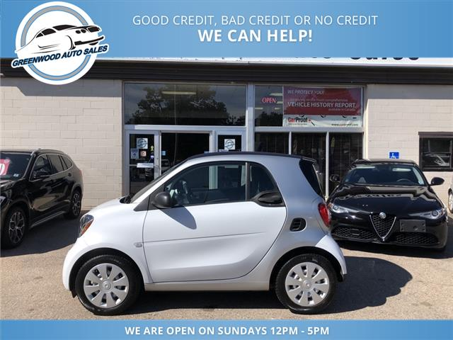 2016 Smart Fortwo Pure (Stk: 16-54782) in Greenwood - Image 1 of 19