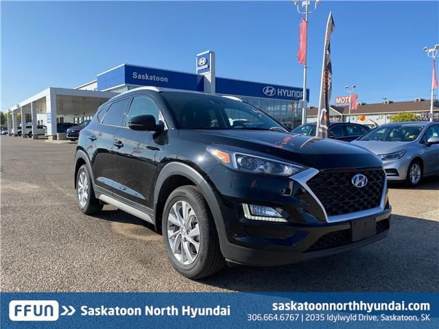 2020 Hyundai Tucson Preferred (Stk: B7699) in Saskatoon - Image 1 of 12