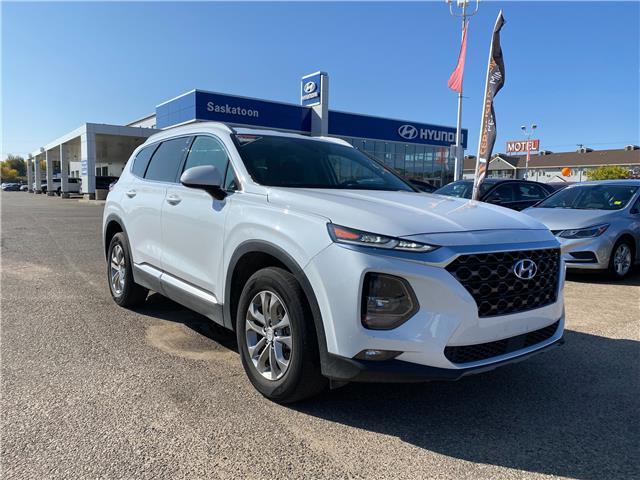 2019 Hyundai Santa Fe ESSENTIAL 5NMS2CAD9KH087079 B7702 in Saskatoon