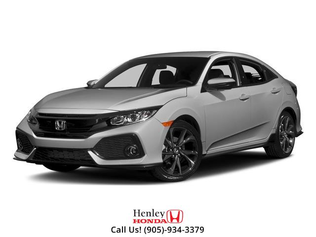 2017 Honda Civic Hatchback w/Honda Sensing (Stk: R9937) in St. Catharines - Image 1 of 3