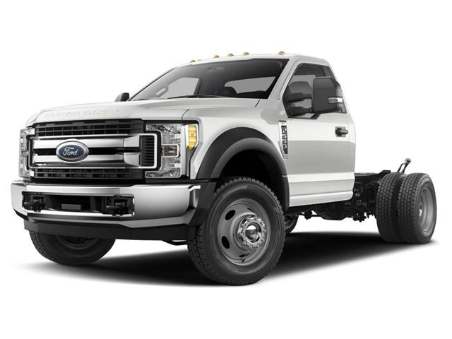 New 2020 Ford F-550 Chassis XL  - Parry Sound - Bourgeois Ford North