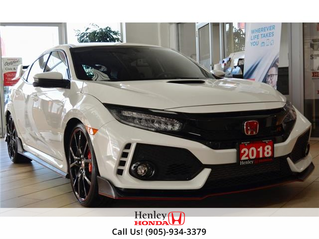 2018 Honda Civic Type R Manual (Stk: H19106A) in St. Catharines - Image 1 of 25