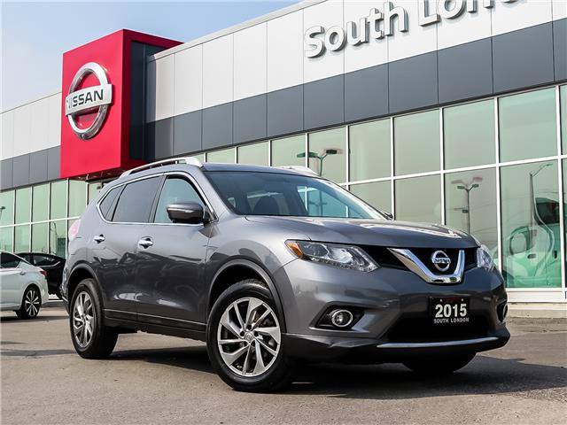 2015 Nissan Rogue SL (Stk: C20023-1) in London - Image 1 of 26