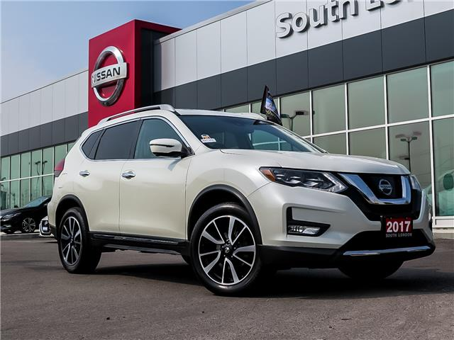 2017 Nissan Rogue SL Platinum (Stk: 14464) in London - Image 1 of 26
