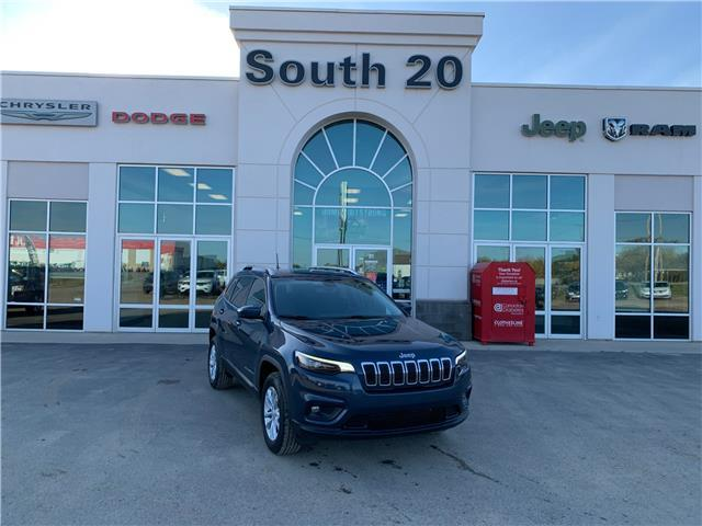 2020 Jeep Cherokee North (Stk: 40057) in Humboldt - Image 1 of 22