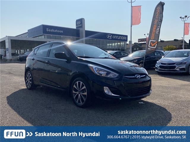 2017 Hyundai Accent GLS (Stk: 40367A) in Saskatoon - Image 1 of 22