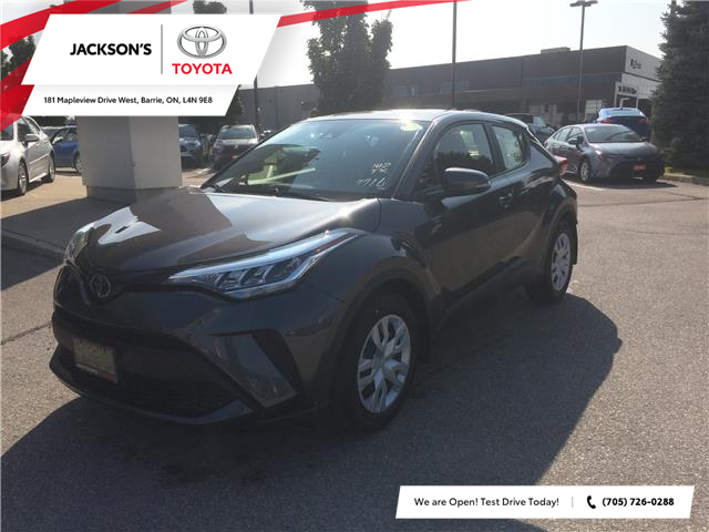 2021 Toyota C-HR LE (Stk: 14872) in Barrie - Image 1 of 14