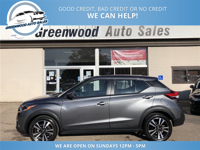 2018 Nissan Kicks SV (Stk: 18-99581) in Greenwood - Image 1 of 19
