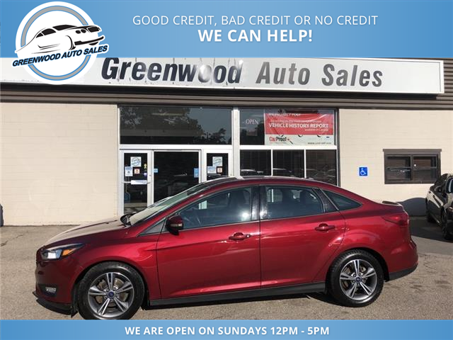 2017 Ford Focus SE (Stk: 17-26573) in Greenwood - Image 1 of 21