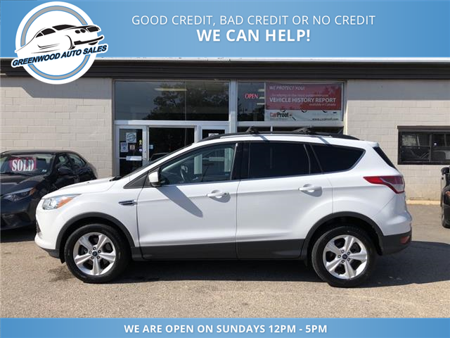 2016 Ford Escape SE (Stk: 16-02564) in Greenwood - Image 1 of 21