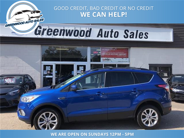 2017 Ford Escape SE (Stk: 17-41102) in Greenwood - Image 1 of 23