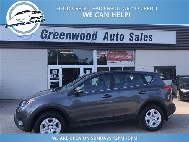 2015 Toyota RAV4 LE (Stk: 15-56716) in Greenwood - Image 1 of 23
