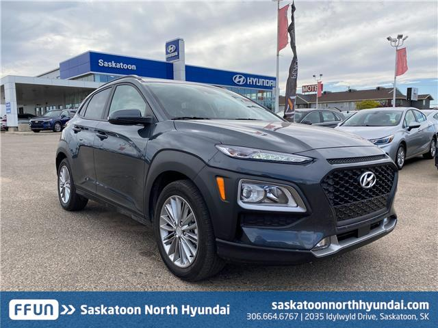 2020 Hyundai Kona 2.0L Luxury (Stk: B7738) in Saskatoon - Image 1 of 12