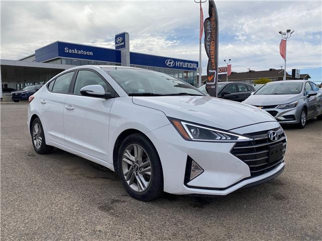 2019 Hyundai Elantra Preferred (Stk: B7736) in Saskatoon - Image 1 of 12
