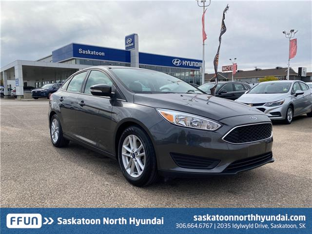 2015 Ford Focus SE (Stk: 50005A) in Saskatoon - Image 1 of 13