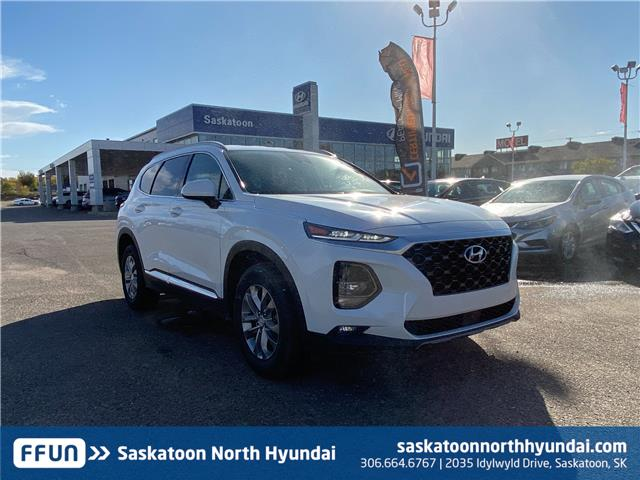 2019 Hyundai Santa Fe ESSENTIAL 5NMS2CAD8KH124395 B7740 in Saskatoon