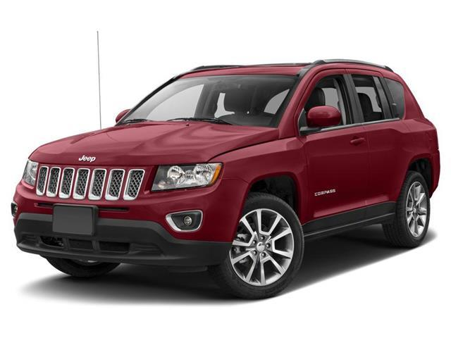 2014 Jeep Compass Sport/North (Stk: 40046A) in Humboldt - Image 1 of 9