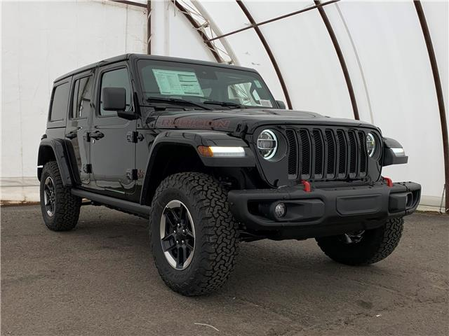 2020 Jeep Wrangler Unlimited Rubicon (Stk: 200297) in Ottawa - Image 1 of 30