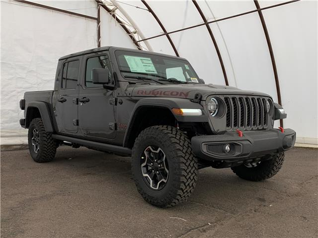 2021 Jeep Gladiator Rubicon (Stk: 210002) in Ottawa - Image 1 of 30