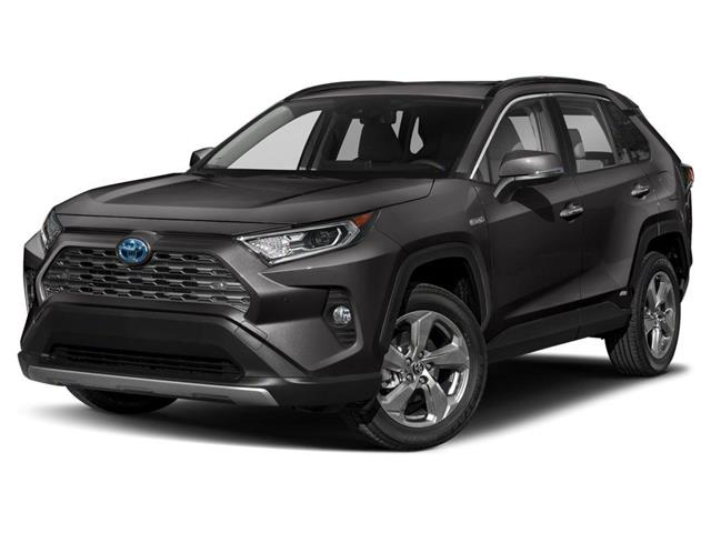 2021 Toyota RAV4 Hybrid Limited (Stk: 32137) in Aurora - Image 1 of 9