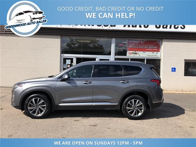 2019 Hyundai Santa Fe Preferred 2.0 (Stk: 19-039917) in Greenwood - Image 1 of 23