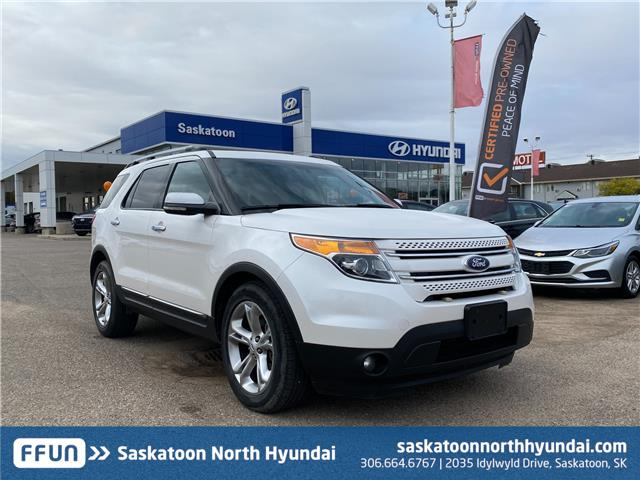 2012 Ford Explorer Limited (Stk: B7751) in Saskatoon - Image 1 of 11