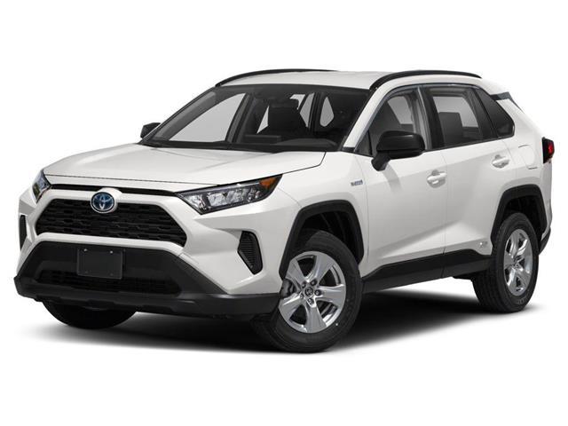 2021 Toyota RAV4 LE (Stk: 32144) in Aurora - Image 1 of 9