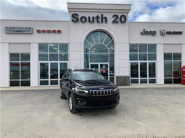 2021 Jeep Cherokee North (Stk: 41000) in Humboldt - Image 1 of 22