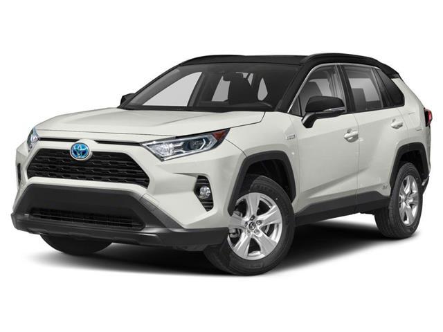 2021 Toyota RAV4 Hybrid XLE (Stk: 32158) in Aurora - Image 1 of 9