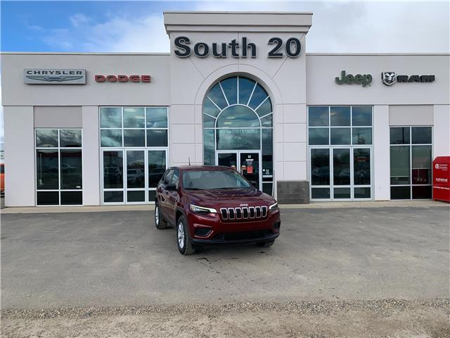 2021 Jeep Cherokee Sport (Stk: 41001) in Humboldt - Image 1 of 22