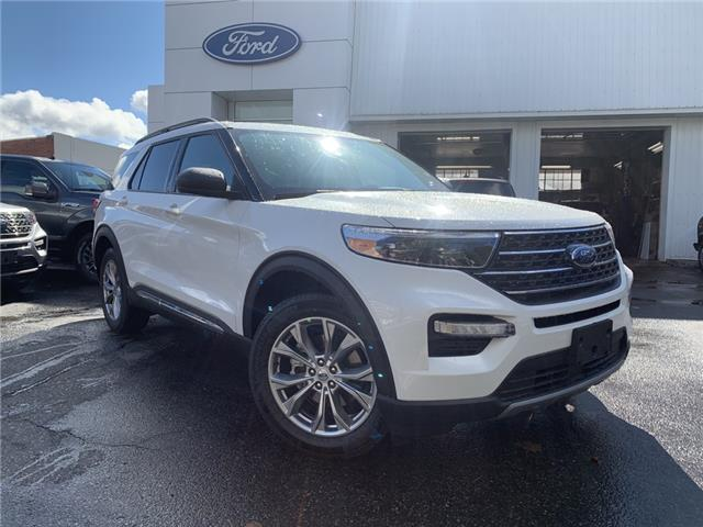 2020 Ford Explorer XLT (Stk: 020182) in Parry Sound - Image 1 of 20
