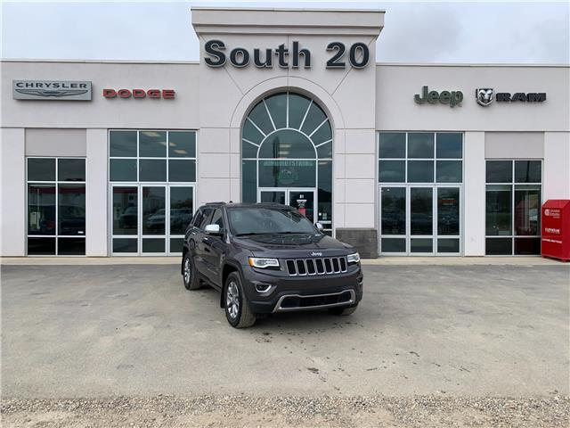 2016 Jeep Grand Cherokee Limited (Stk: 40071A) in Humboldt - Image 1 of 8