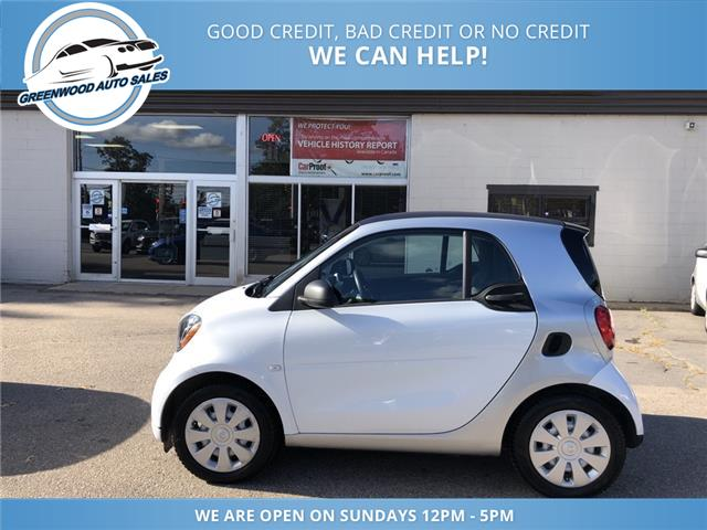 2016 Smart Fortwo Pure (Stk: 16-55036) in Greenwood - Image 1 of 18