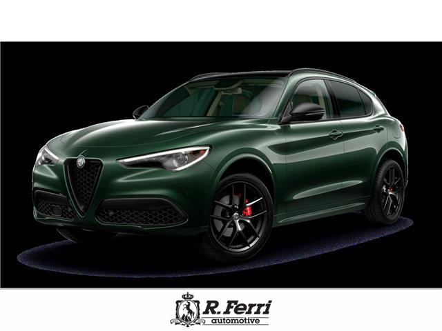 2020 Alfa Romeo Stelvio ti (Stk: 591AR) in Woodbridge - Image 1 of 1