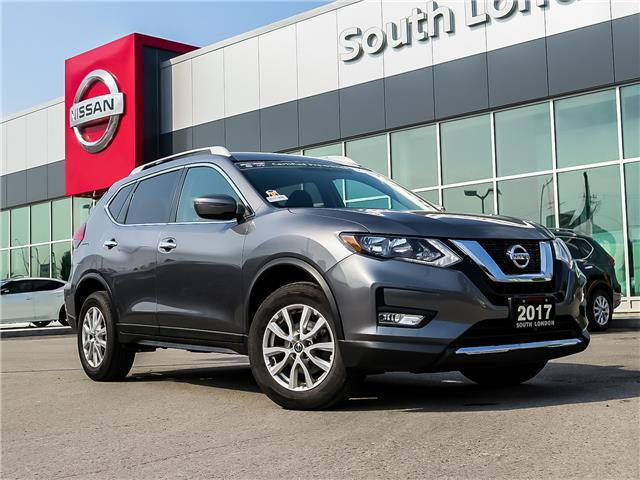 2017 Nissan Rogue SV (Stk: Y20187-1) in London - Image 1 of 25